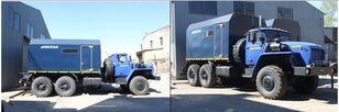 جديدة شاحنة عسكرية URAL Паропромысловая установка ППУА-1600/100 на шасси Урал 4320
