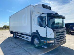 شاحنة التبريد SCANIA P230 Carrier Supra 750