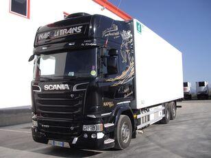 شاحنة التبريد SCANIA R 520