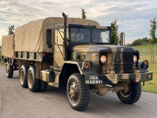 صندوق خلفي مغطى AM General M35 series + العربات المقطورة صندوق خلفي مغطى