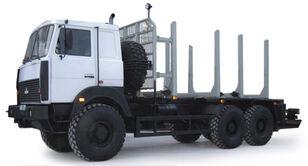 شاحنة نقل الأخشاب MAZ 6317Х9-444 (6x6)