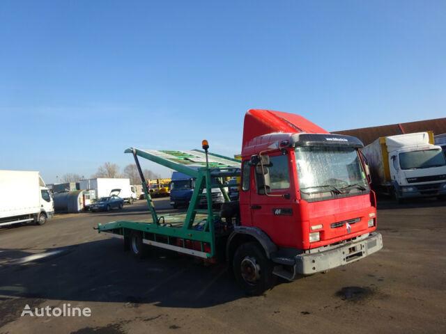 سحب شاحنة RENAULT Midliner Abschleppwagen